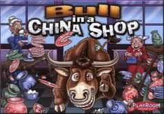 There's a Bull in the China Shop!